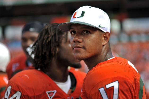 Miami (Fla.) Quarterback Stephen Morris Talks About Loving A Sport He Once Hated