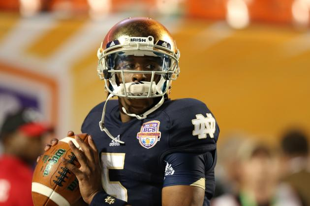 Golson's Departure Impacts Ground Game