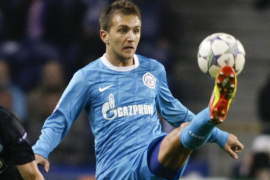 Fiorentina? Criscito Staying at Zenit