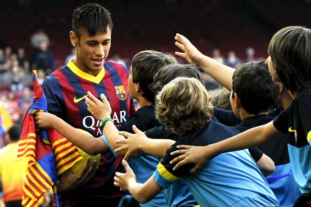 Neymar: 'I'm No Hero'