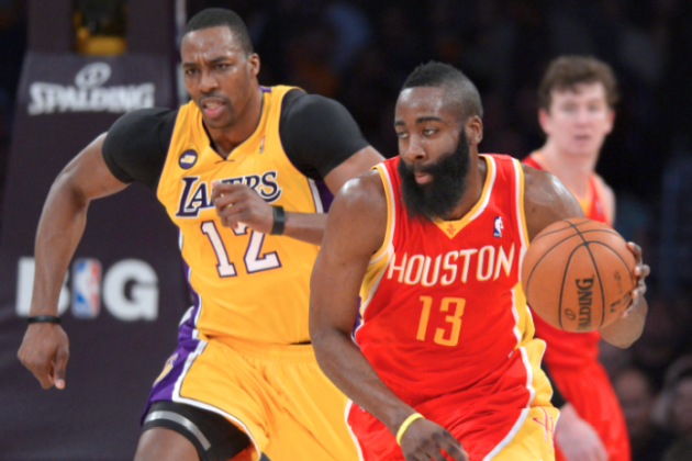 2012-13 Lakers Are Cautionary Tale for Houston Rockets' Superteam Plan