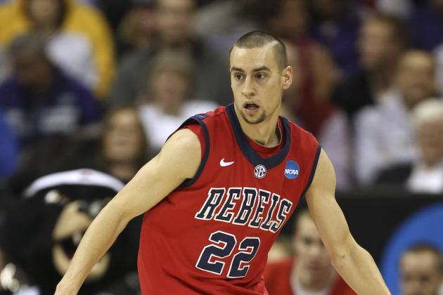 Marshall Henderson: Ole Miss Star a Pretty Little Liars Fan