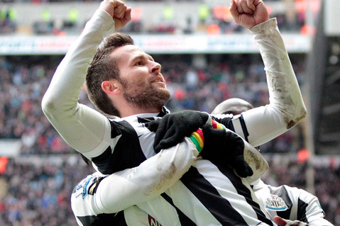 Newcastle Midfielder Yohan Cabaye Attracts Monaco Interest