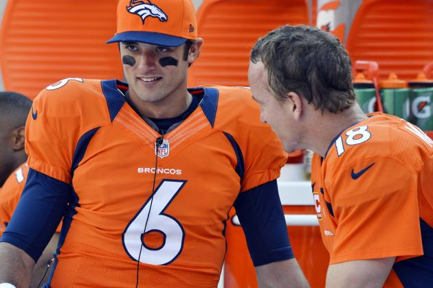 Broncos' Backup Quarterback Osweiler Soaks Up Lessons from Starter