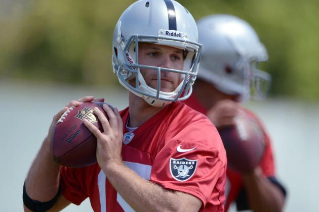 Raiders' Quarterbacks Show Struggles at Minicamp