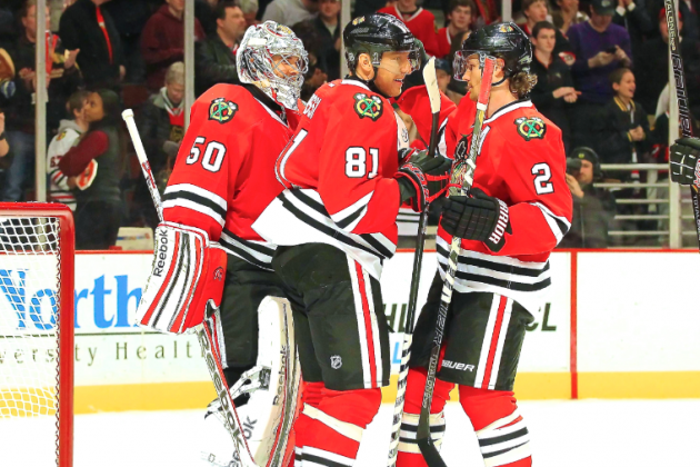 Blackhawks vs. Bruins: Is a Place in the NHL Pantheon on the Line for Chicago?