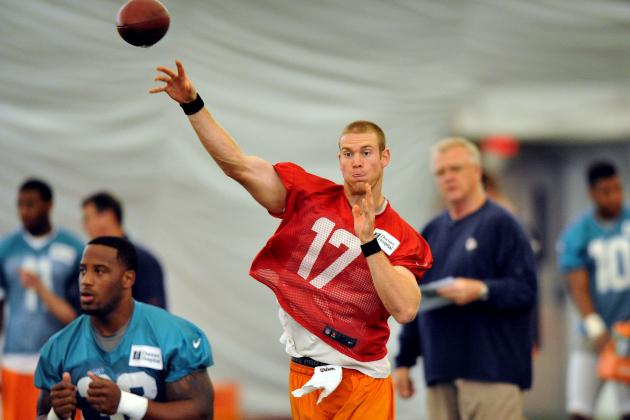 Tannehill So Much More at Ease