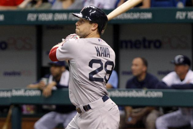 Nava Stands Out as Most Improved Player for Red Sox