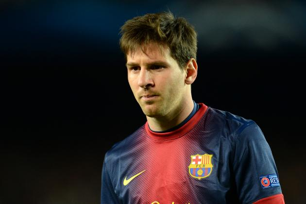 Messi Surprised by Tax Allegation