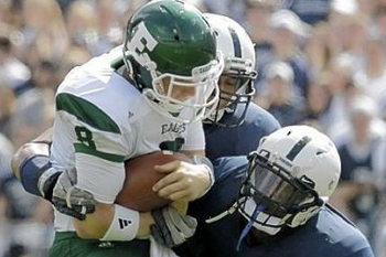Penn State vs. Eastern Michigan Start Time Set