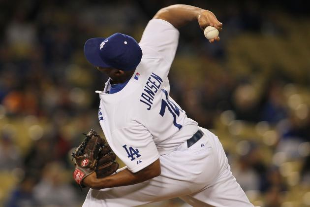 Dodgers Change Closers: League Out, Jansen In