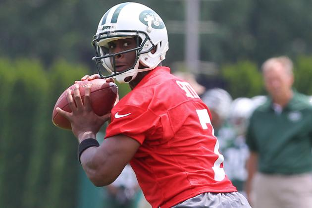 Geno Smith Might Get Package of Plays If He's Not Starting
