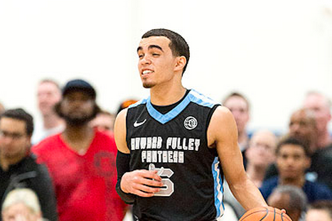 Medcalf: Life of a Big-Time Recruit -- Tyus Jones