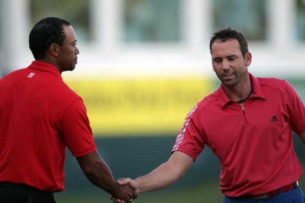 Sergio Garcia's Note to Tiger Woods Should End Golfers' Feud