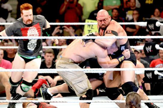Update on Plans for Ryback, Cena and Bryan Following Payback, Potential Spoilers