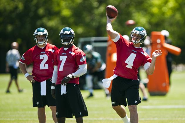 Debate: Does Chip Kelly Need to Name the Starting QB Before Camp?