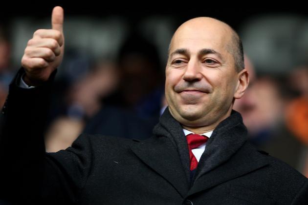 Gazidis: Arsenal Target Top-Class Talent
