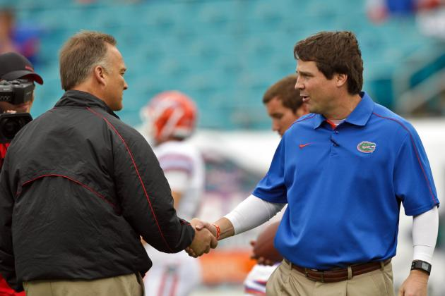Mark Richt vs. Will Mushcamp: Whose Recruiting Style Is Most Effective?