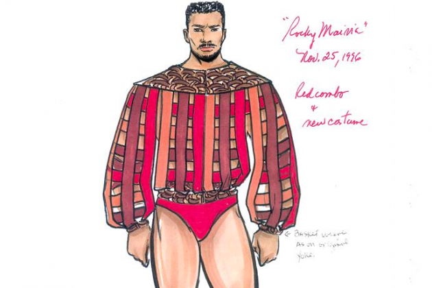 WWE Unveils Never-Before-Seen Superstar Sketches
