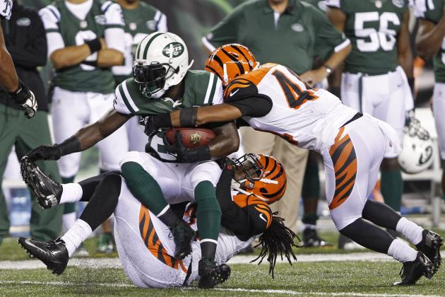 Bengals Waive Third-Year Safety Robert Sands