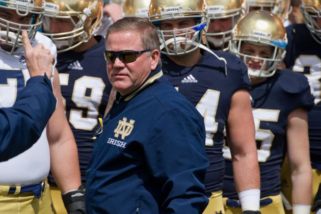 Notre Dame Football: Irish and Arizona State Reach Agreement on 2014 Matchup