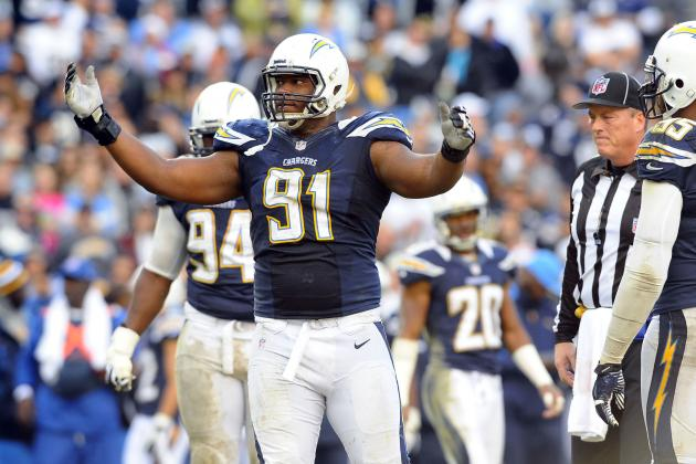 High Hopes for Chargers DE Kendall Reyes