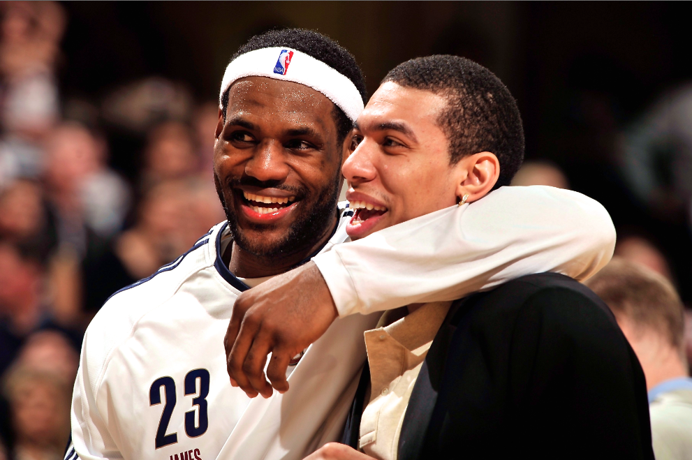 Watch LeBron James and Danny Green Get Down During ...