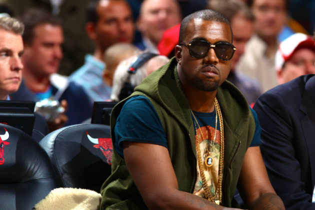 According to Kanye West, Kanye West Is the Michael Jordan of Music