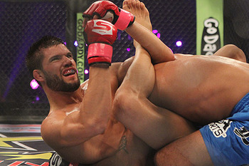 Josh Thomson Receives Some Heat from Fans Following Gay-Marriage Tweet