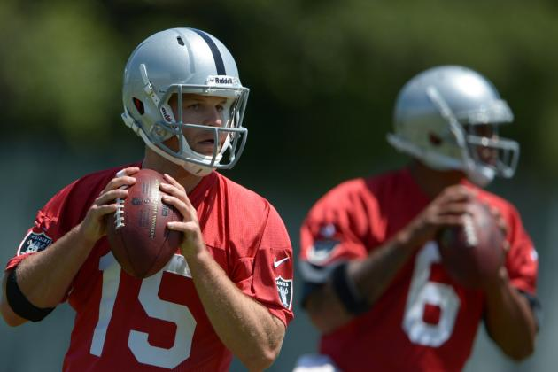 Oakland Raiders Quarterbacks Ripped by Reporters