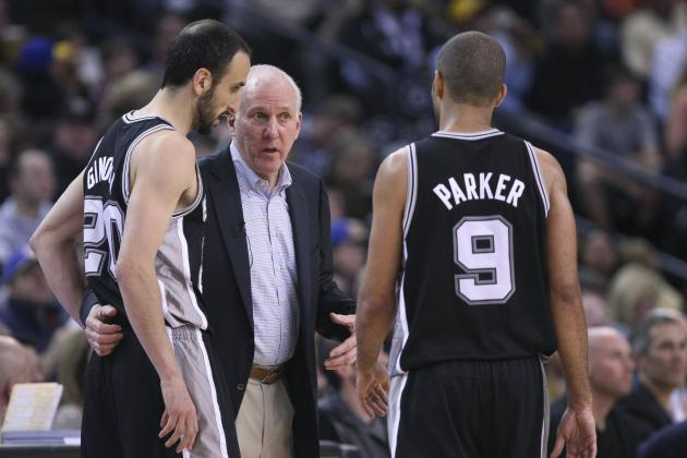 Gregg Popovich: Foreign Players Are 'Harder Working' Than Most Americans