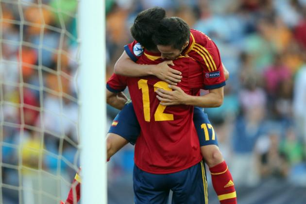 Spain vs. Netherlands: Score and Recap for Euro U-21 Championship Match