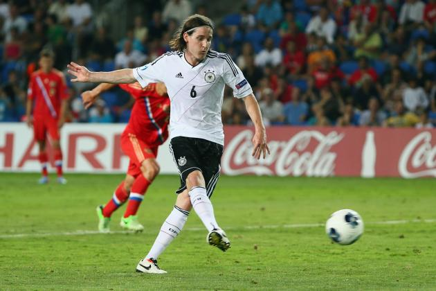 Russia vs. Germany: Score and Recap for Euro U-21 Championship Match
