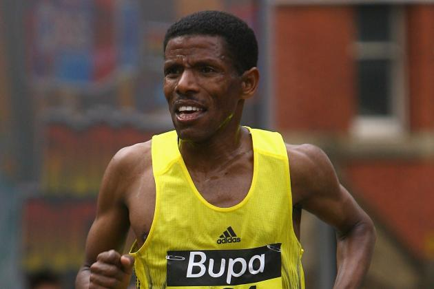 Haile Gebrselassie: I Will Run Until I Die