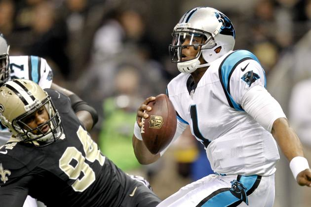 Cam Newton Understands Panthers Need to Run