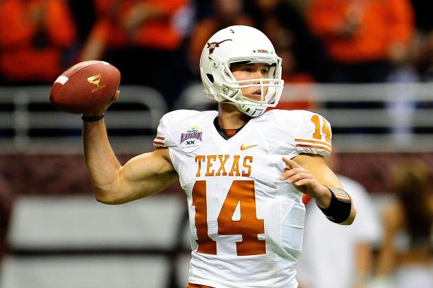 Plenty to Prove: Texas Longhorns