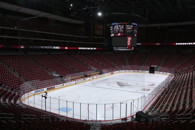 Arena Management Fee Key to Phoenix Coyotes Future in Arizona