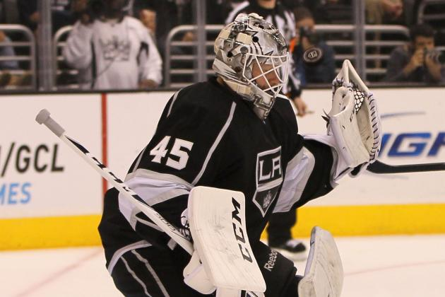 Could the Flyers Pry Jonathan Bernier from the Kings?