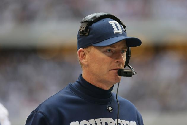 Is Jason Garrett the Most Powerless Man in Entire NFL?