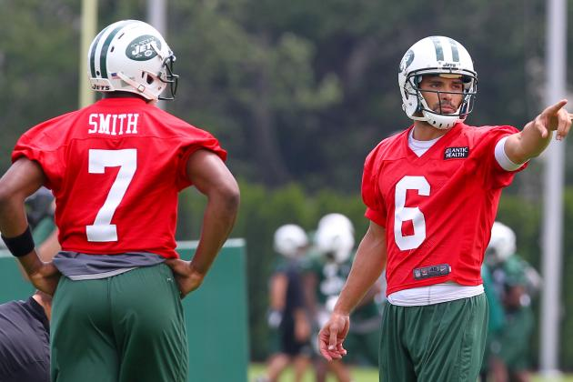 Quarterback Competition May Not Extend to Jets West