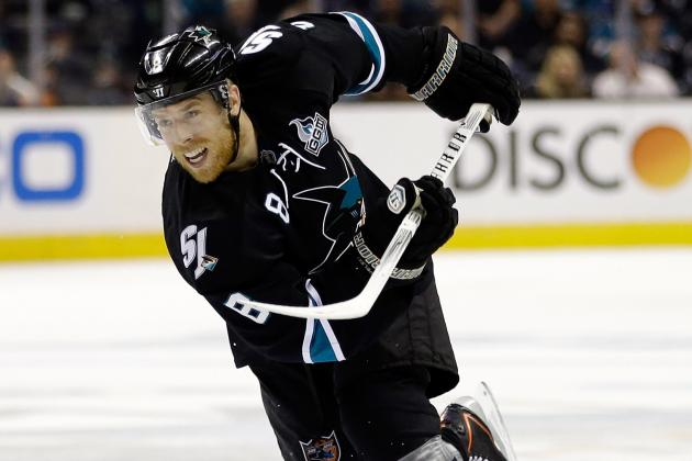 Sharks Checklist No 3: Sign Joe Pavelski to Extension