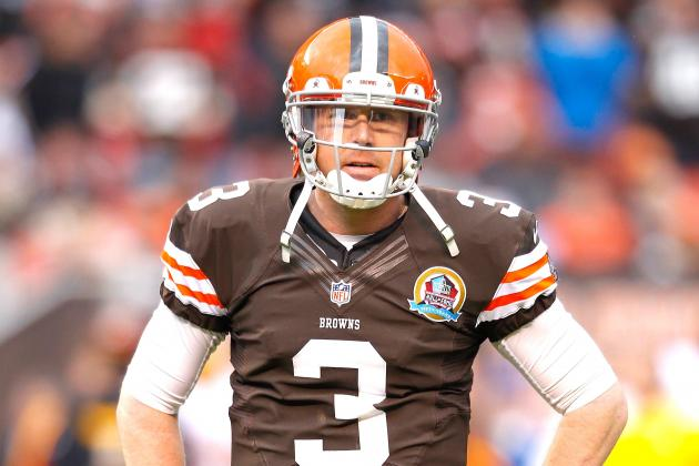 Breaking Down a Decade of the Cleveland Browns' QB Misery