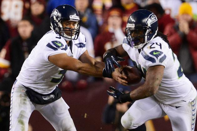Marshawn Lynch, Russell Wilson Featured in Madden NFL 25 Trailer