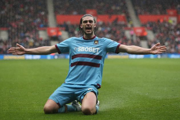 Liverpool Transfer Rumours: Andy Carroll Move to West Ham Wouldn't Hurt Reds