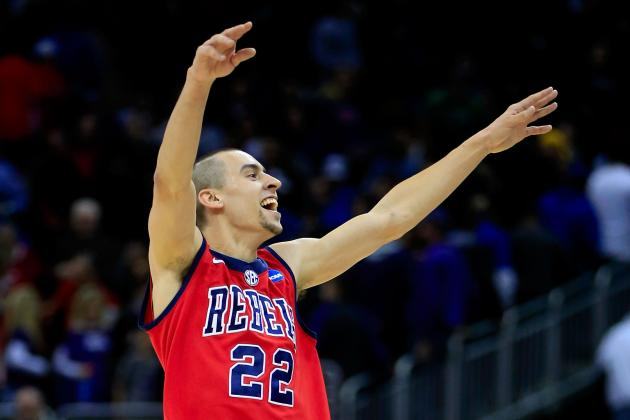 Ole Miss Basketball Star Marshall Henderson Makes Fun of Tennessee