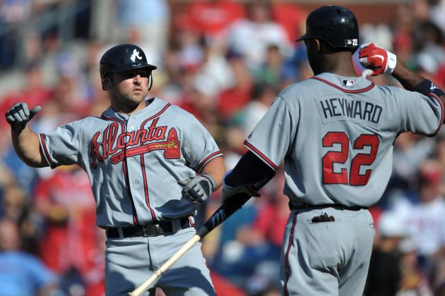 Hitting Coach Talks Struggles of Heyward, Uggla and Upton