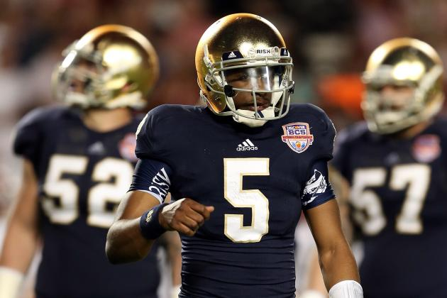 Notre Dame Football: Kelly Holds Golson, Vanderdoes Accountable