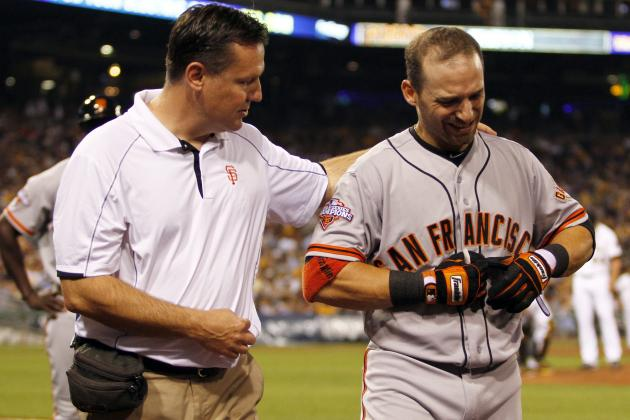 Scutaro Willing to Risk Deformity to Keep Playing