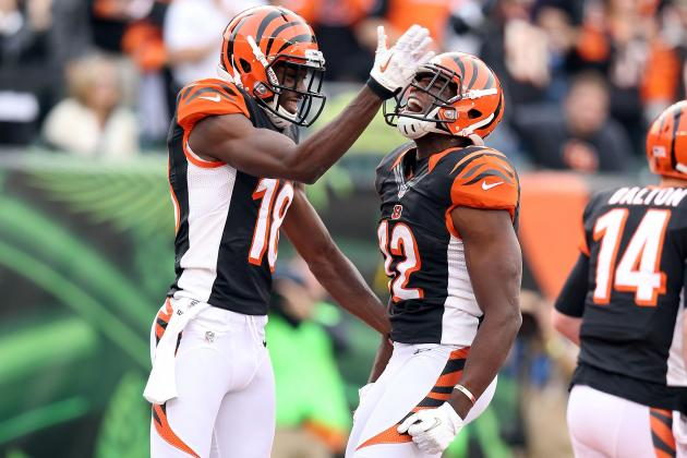 Five Games That Will Determine Cincinnati Bengals' Fate in 2013
