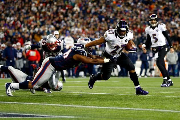 The 5 NFL Games That Will Determine the Baltimore Ravens' Fate in 2013